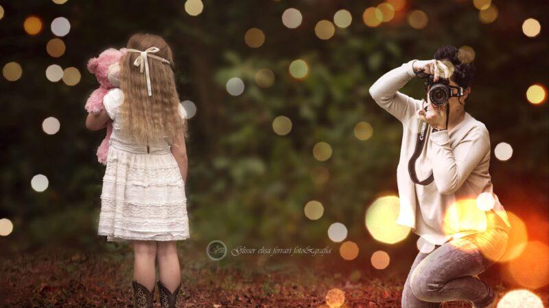 La magia nella fotografia dei bambini