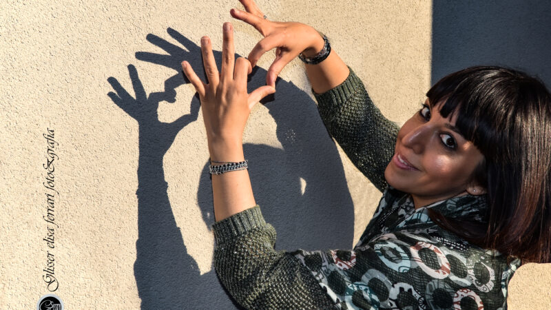 Simona 2.0: una donna in rinascita! E lo shooting fotografico lo mostra!